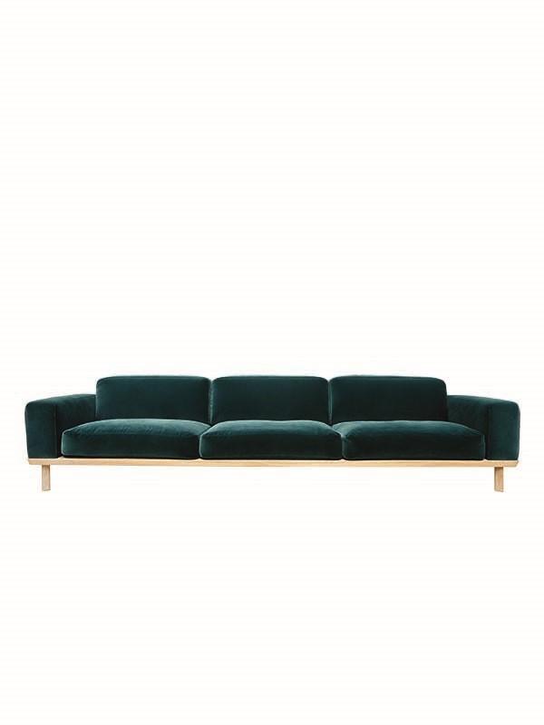 Divine sofa fra Mogens Hansen