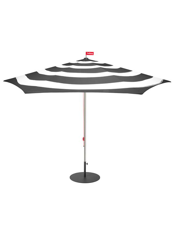 Stripesol parasol inkl. parasolfod fra Fatboy