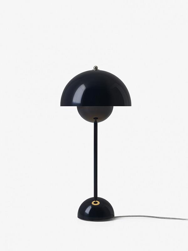 Flowerpot VP3 bordlampe af Verner Panton