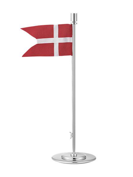 Fødselsdagsflag fra Georg Jensen