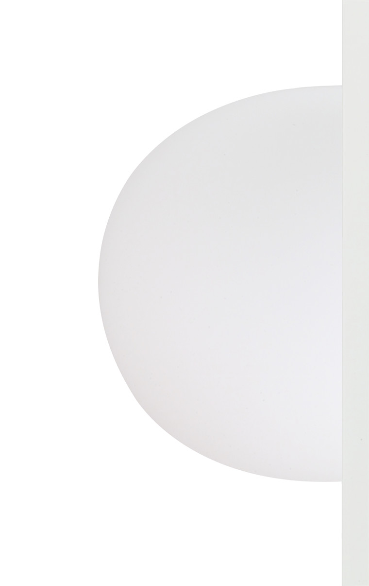 Glo-Ball W væglampe fra Flos