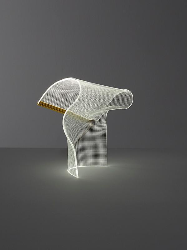 Gweilo Song bordlampe fra Parachilna