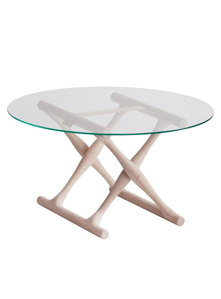 Guldhøj bord af Poul Hundevad