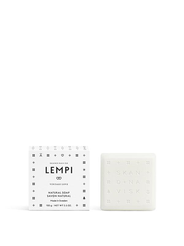 Lempi bar soap fra Skandinavisk