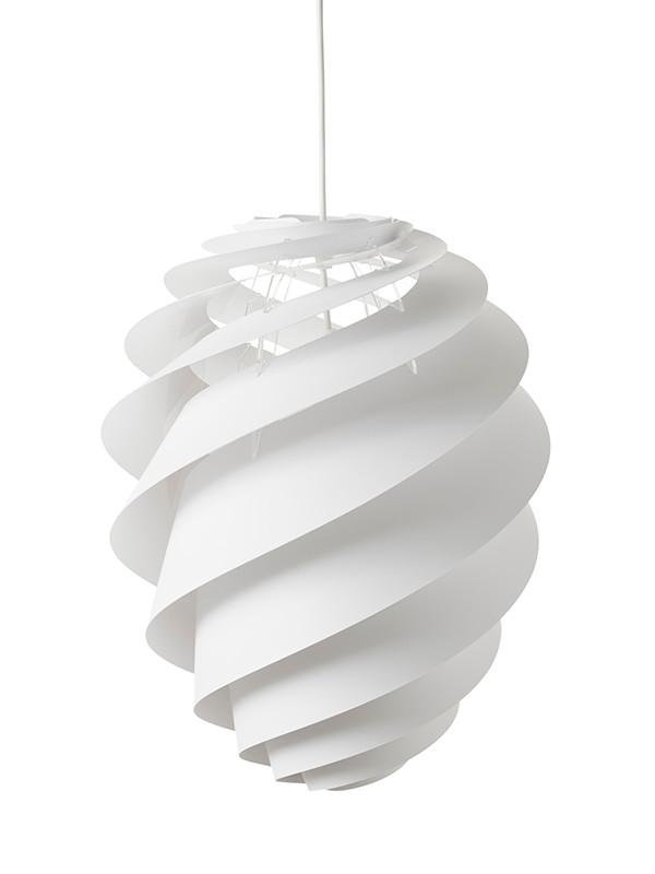 Swirl 2 (hvid) fra Le Klint