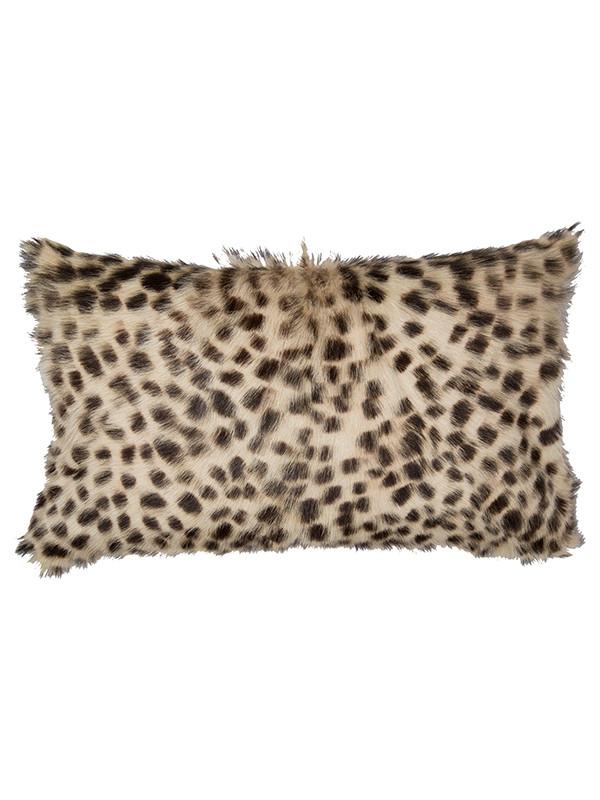 Leopard pude fra A. U Maison