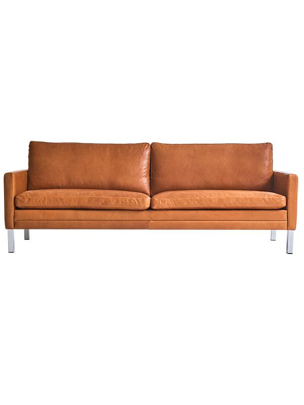 MH276 sofa med Arizona læder fra Mogens Hansen
