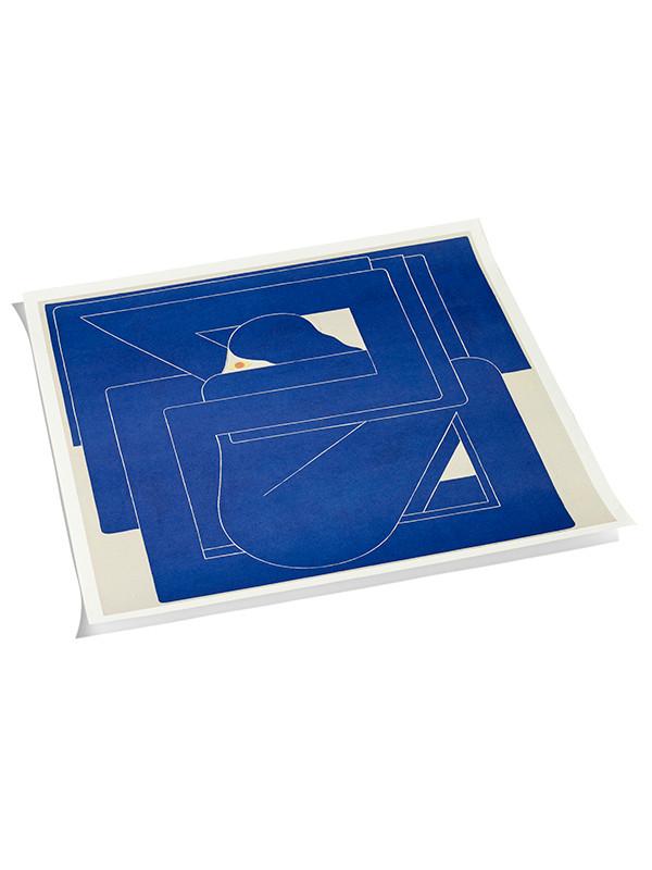 Plakat Richard Colman - 1 blue fra Hay