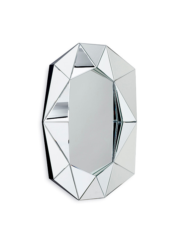 Diamond large spejl fra Reflections Copenhagen