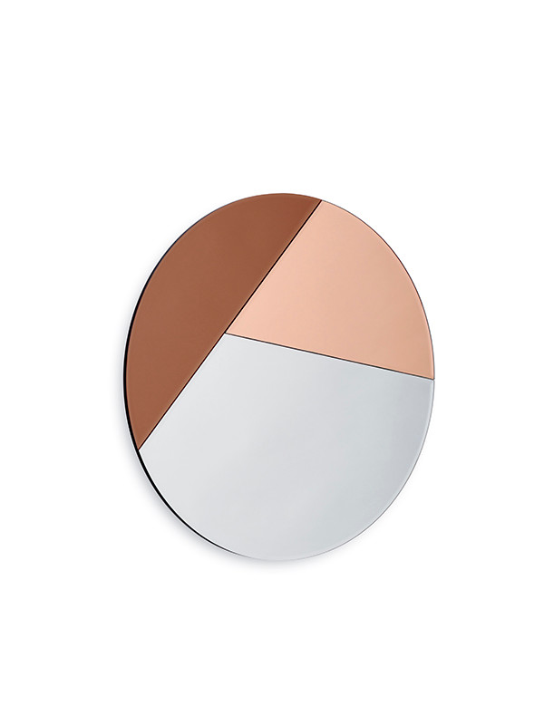 Nouveau 70 spejl fra Reflections Copenhagen