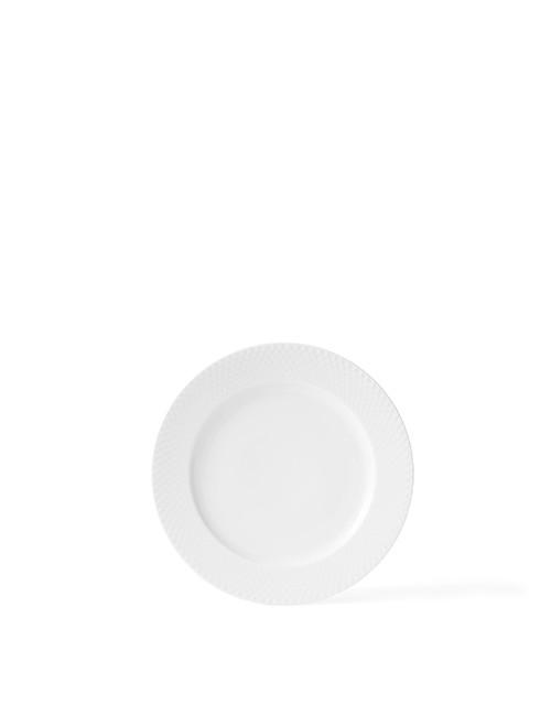 Rhombe tallerkner fra Lyngby Porcelæn