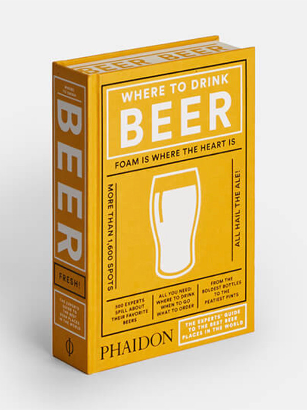 Where to drink Beer bog fra New Mags