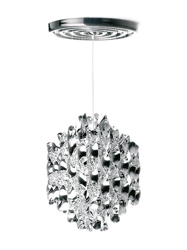 Spiral SP1 hængelampe af Verner Panton