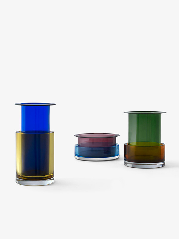 Tricolore vase fra Andtradition