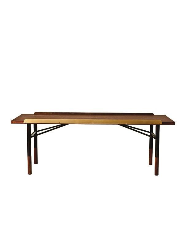 Bænk/bord af Finn Juhl