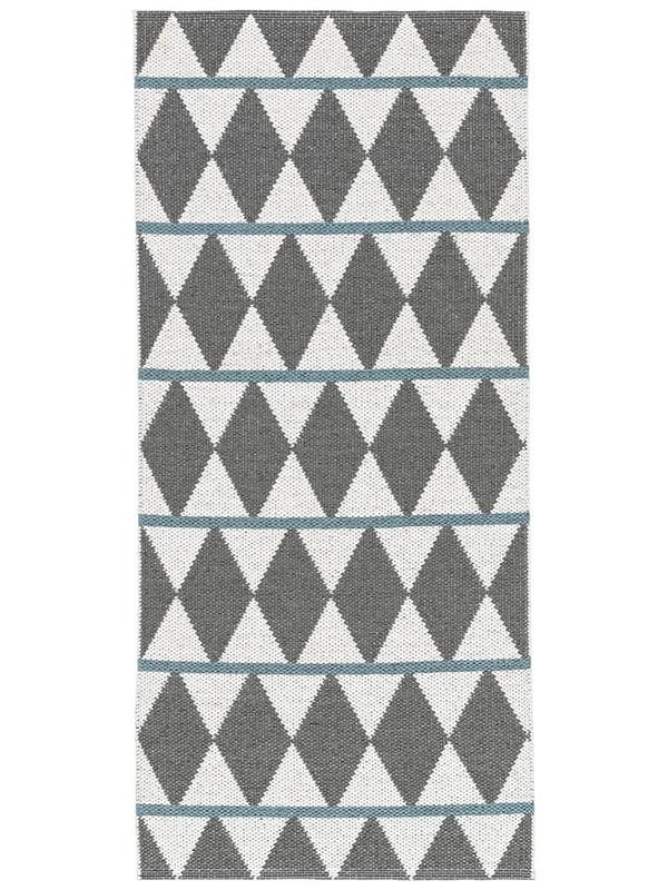 Zigge tæppe fra Horredsmattan