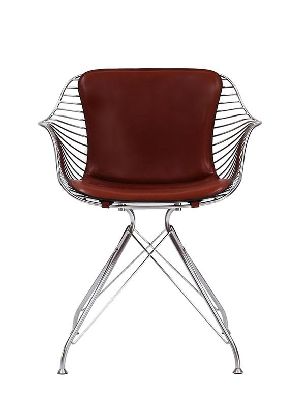 Wire Dining Chair fra Overgaard & Dyrman