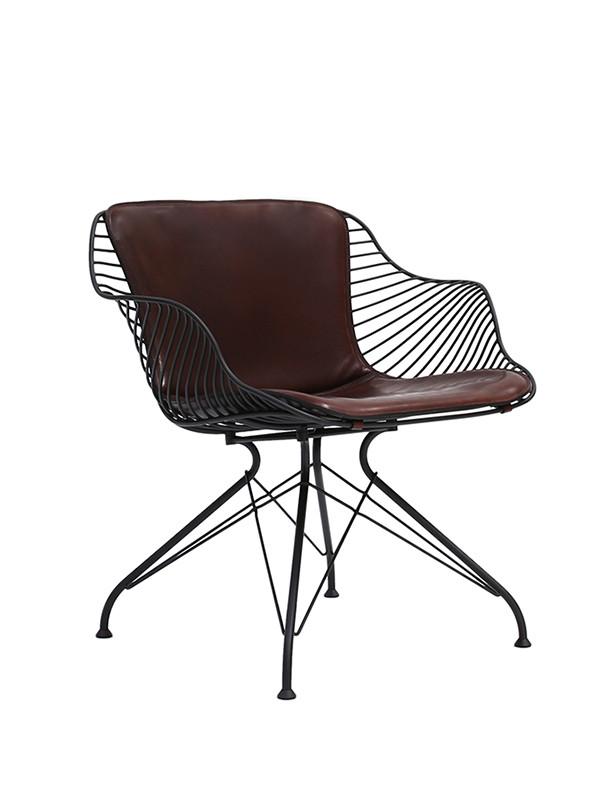 Wire Lounge Chair fra Overgaard & Dyrman