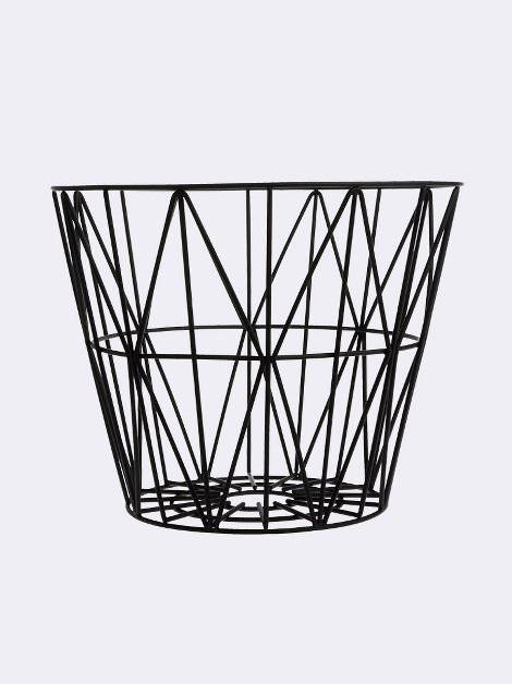 Wire basket fra Ferm Living