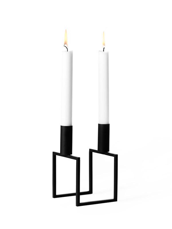 Line sort lysestage fra By Lassen