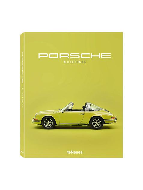 Porsche Milestones bog fra New Mags