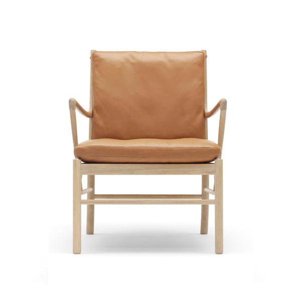 Hynde til Colonial Chair af Ole Wanscher