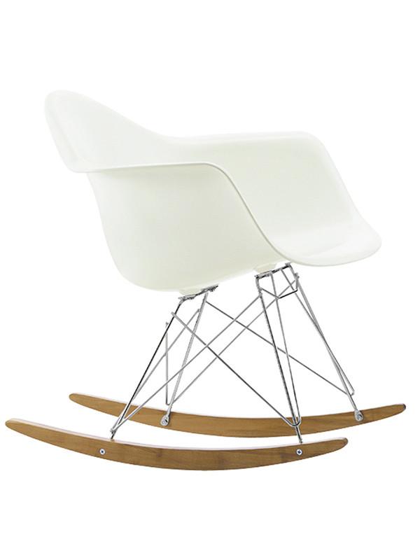 Eames Plastic Armchair (RAR), gyngestol