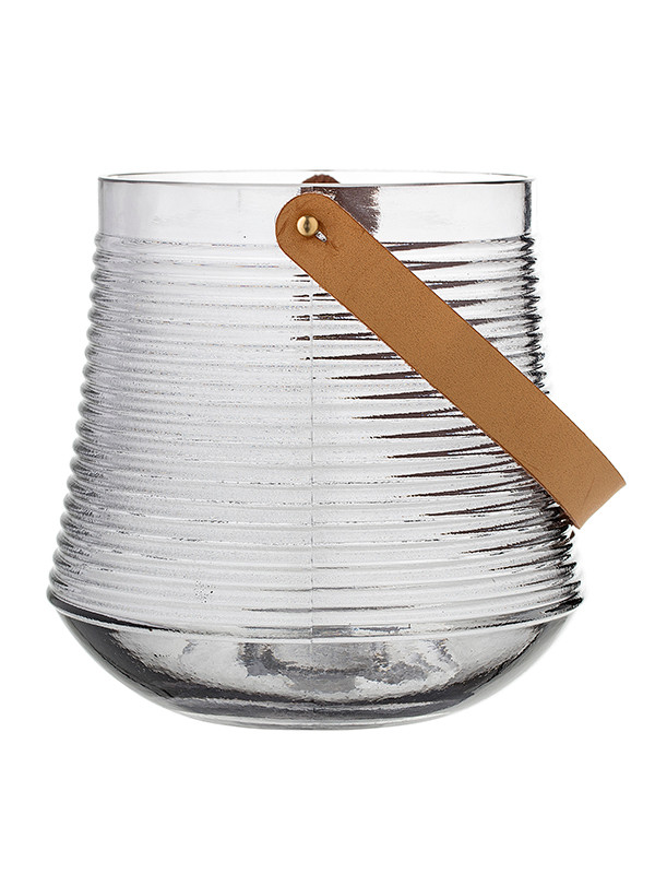 Lanterne i glas fra Bloomingville