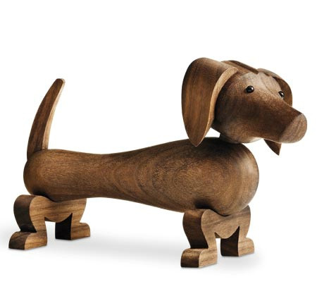 Gravhund af Kay Bojesen