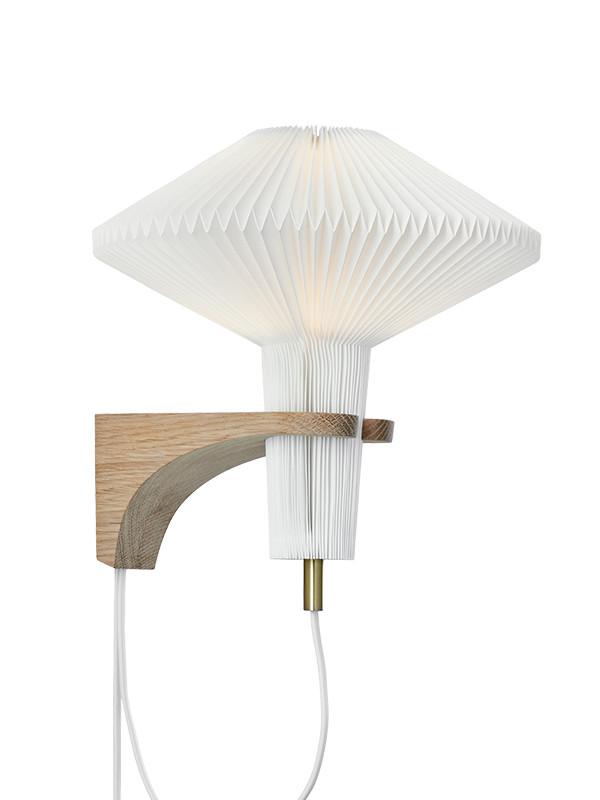 The Mushroom væglampe fra Le Klint