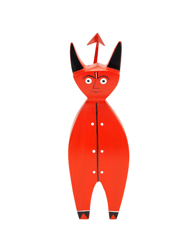 Wooden Doll, Little Devil fra Vitra