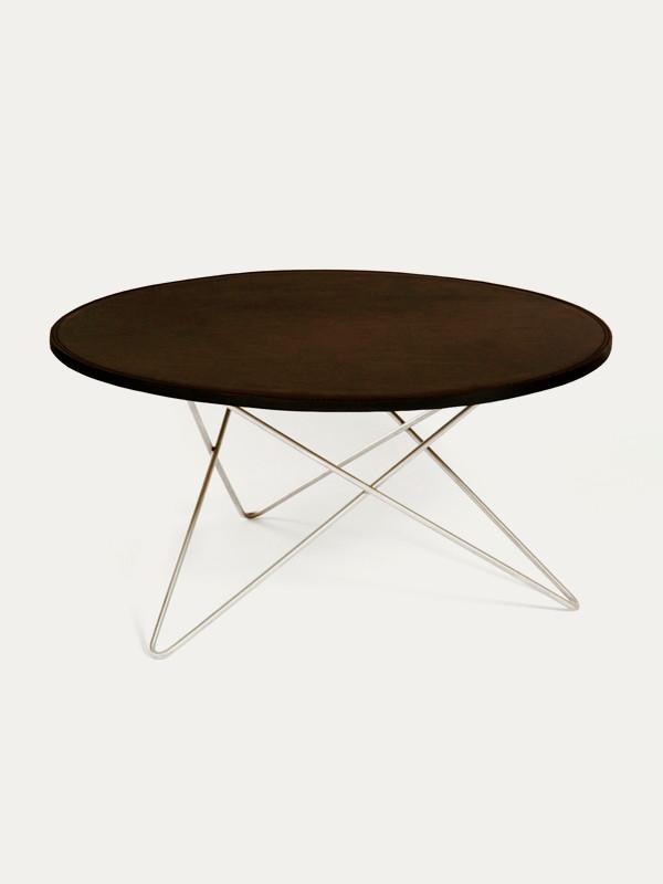 O Table i læder fra OX Denmarq