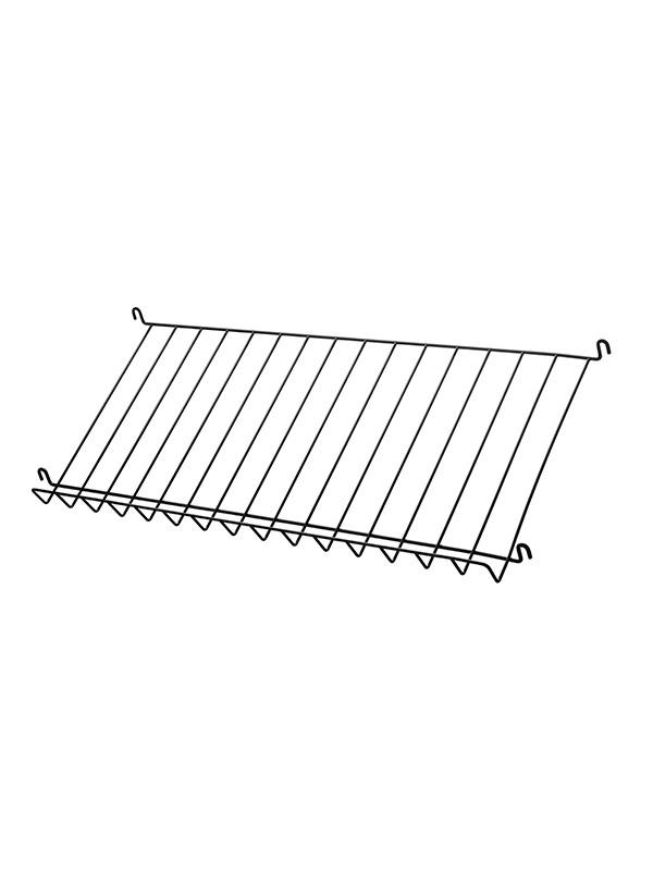Magasinhylde i metal fra String