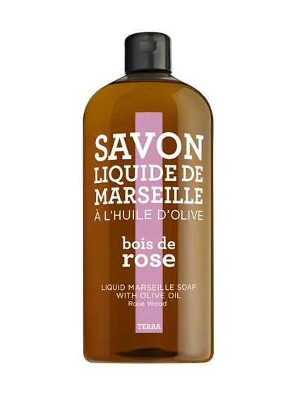 Terra de Provence håndsæbe, refill fra Sufraco Savon De Marseille