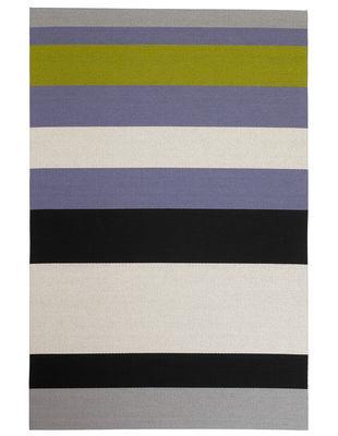 Avenue Light Grey, Grey Purple tæppe fra Woodnotes