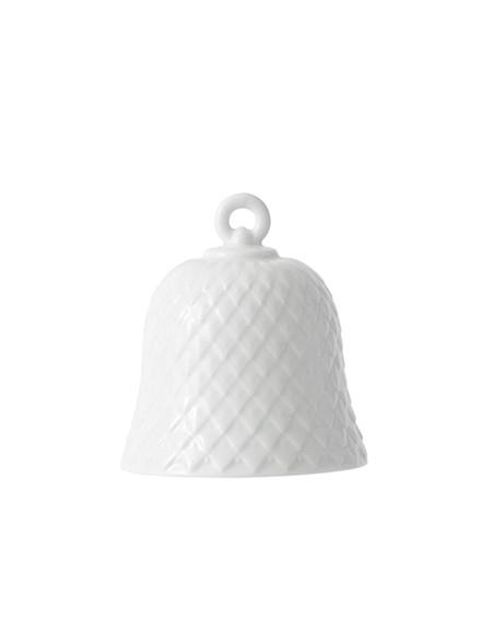 Rhombe Bell klokke fra Lyngby Porcelæn