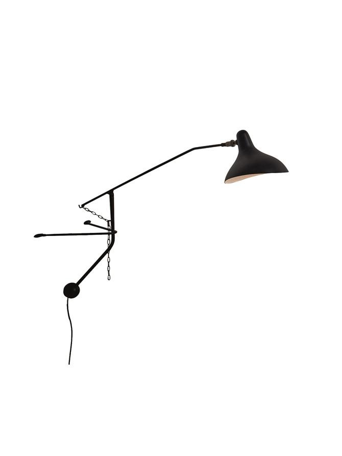 BS2 Mini væglampe LED fra Mantis
