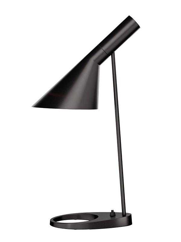 AJ bordlampe fra Louis Poulsen