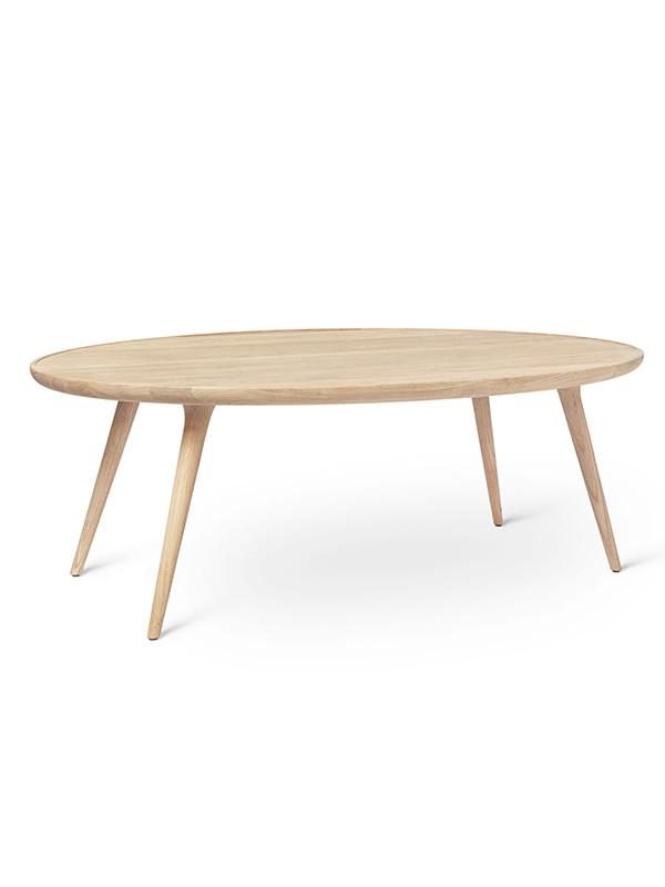 Accent sofabord i matlakeret egetræ fra Mater