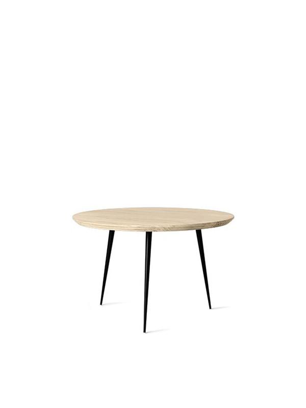 Disc bord i egetræ fra Mater