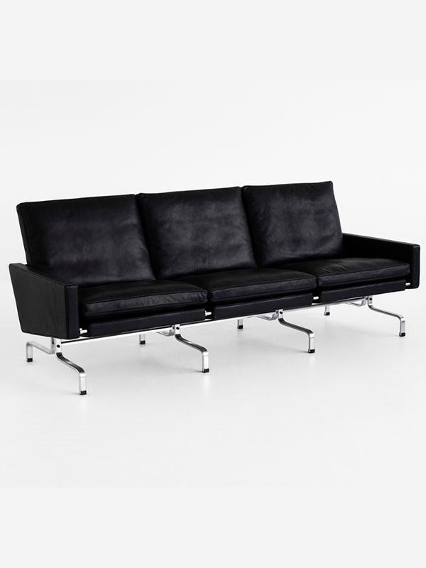 PK31/3 3 pers. sofa af Poul Kjærholm