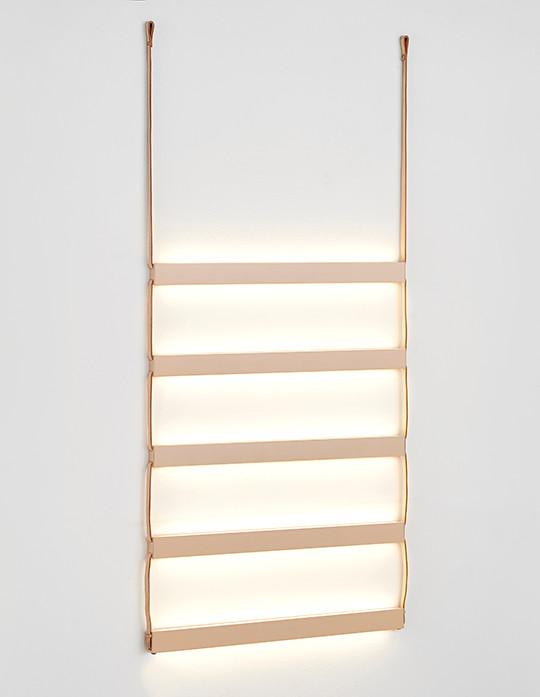 Ladder væglampe 5 fra Woud