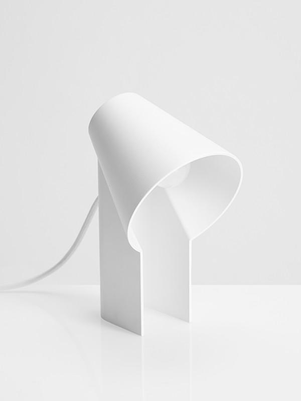 Study bordlampe fra Woud