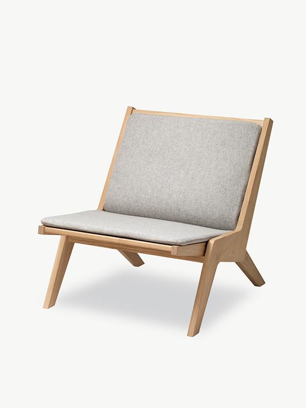 Miskito lounge stol fra Skagerak
