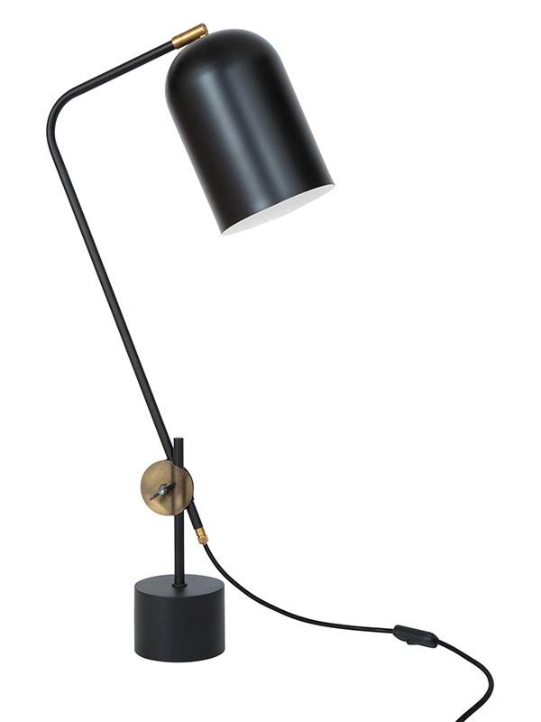 Knekt bordlampe fra Konsthantverk