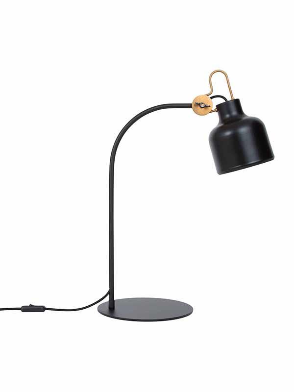 Bolb bordlampe fra Konsthantverk