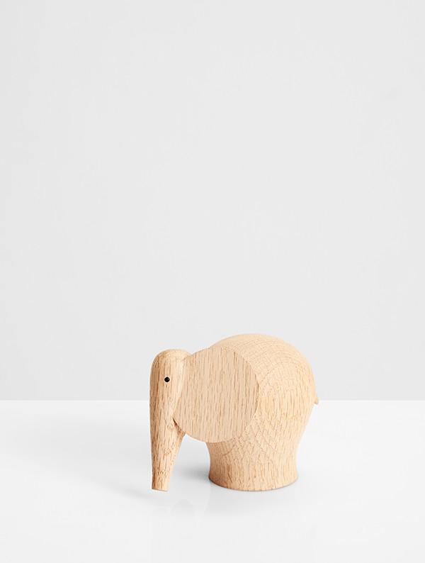 Nunu elefant fra Woud