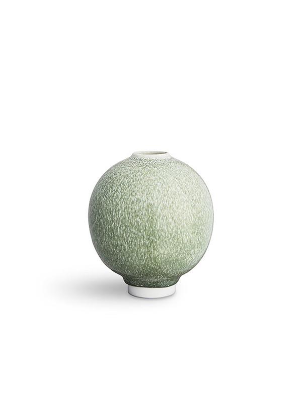 Unico vase, Mosgrøn fra Kähler