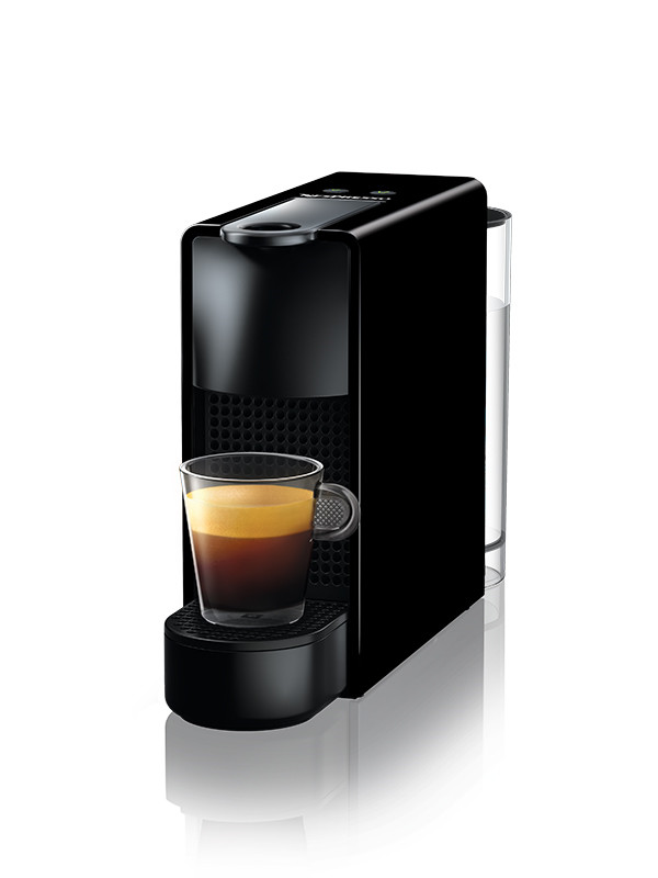 Essenza Mini C30 kaffemaskine, sort fra Nespresso