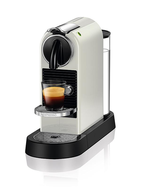 Citiz D112 espressomaskine, Hvid fra Nespresso